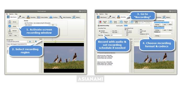 webcam app