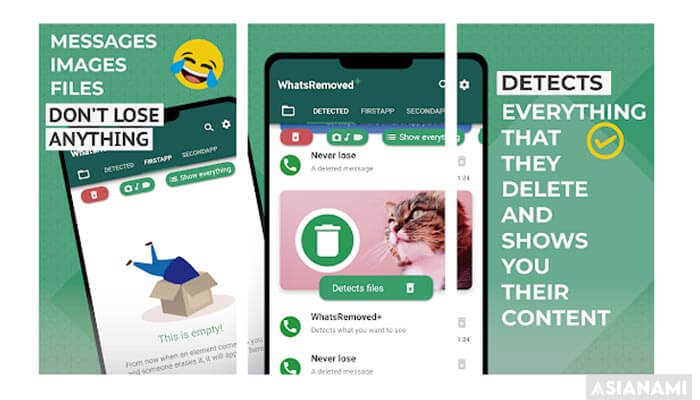 aplikasi whatsremoved untuk menghilangkan status online di whatsapp