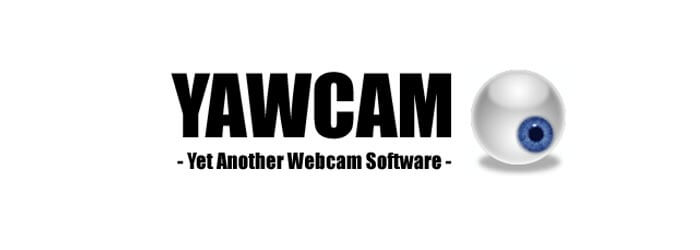 yawcam webcam software