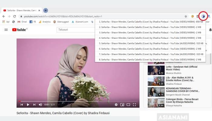 cara download video youtube dengan aplikasi /tanpa aplikasi