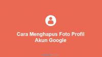 cara hapus foto profil gmail