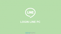 login line pc tanpa verifikasi hp