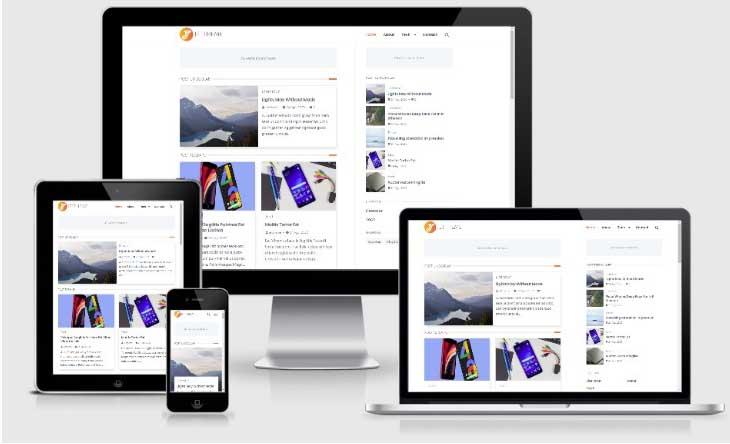 template blogger premium gratis