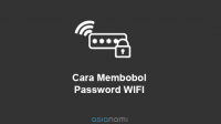 cara membobol password wifi lewat hp tanpa aplikasi