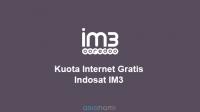 bonus kuota internet gratis indosat